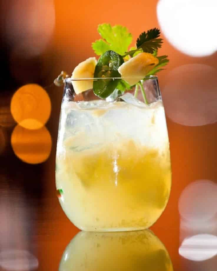 pineapple delight cocktail
