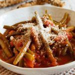 roasted-green-beans-with-tomatoes