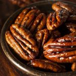 spicy caramelized pecans appetizer recipe