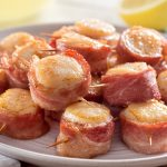 bacon-wrapped scallops appetizer recipe