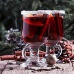holiday hot mulled wine recipe