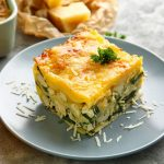 oven-baked spinach lasagna recipe