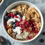 slow cooked oatmeal breakafst recipe