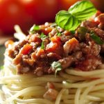 slow cooker bolognese sauce recipe
