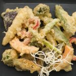 fried vegetable tempura appetizer recipe