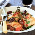 instant pot paleo chicken cacciatore recipe